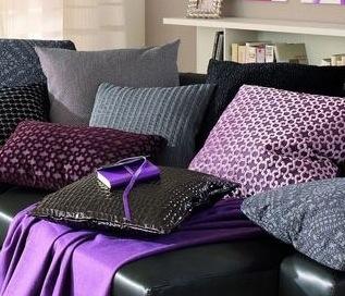 individuelle wandgestaltung und wohntextilien. Black Bedroom Furniture Sets. Home Design Ideas