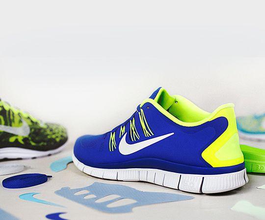 NIKEiD. Air Max 1. Nike Free RN