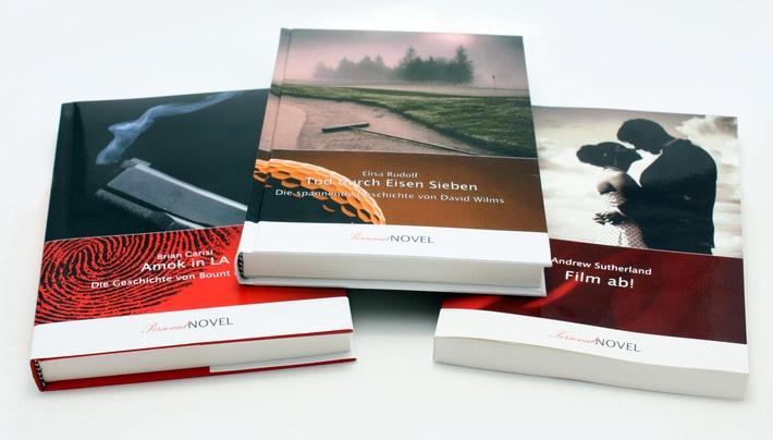 Ganz und zu Extrem Personalisierte Bücher & Romane #WR_76