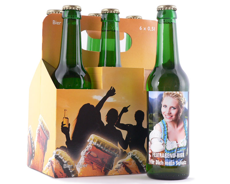 Bier-Etiketten
