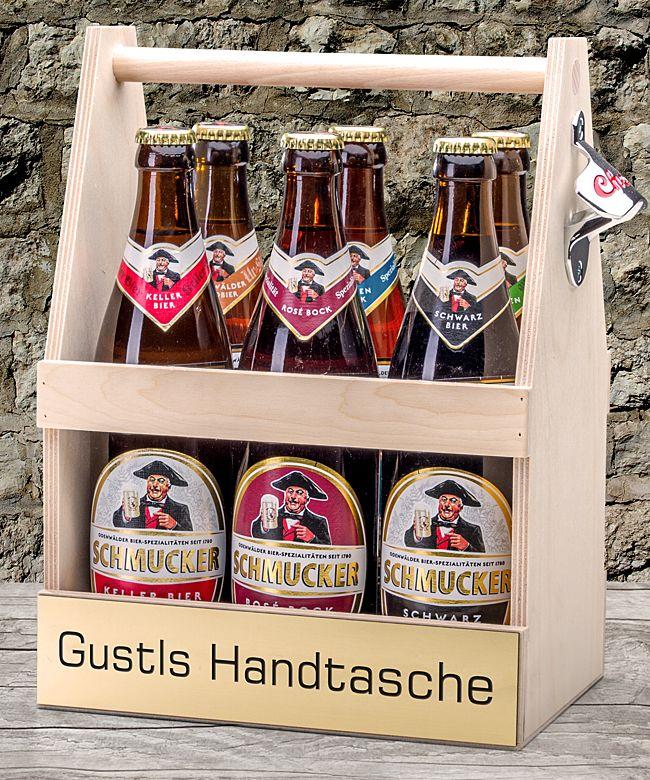 Bier mit eigenem Label