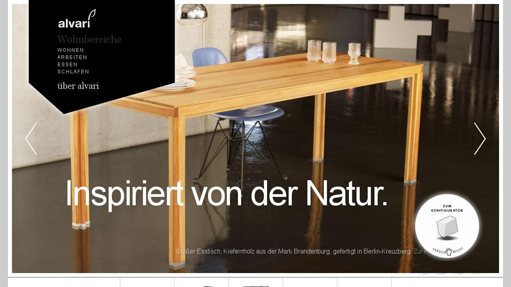 alvari Online-Shop