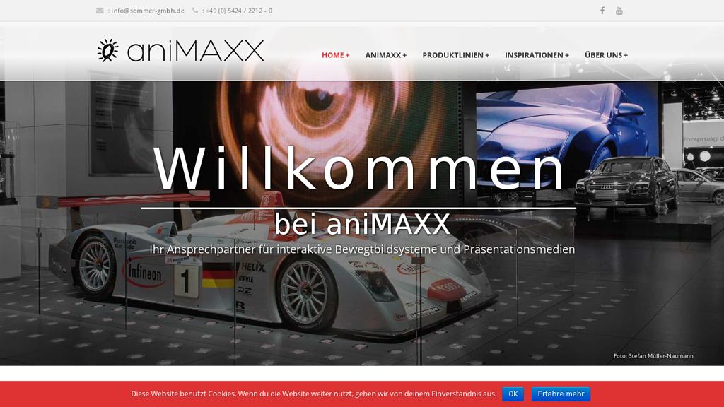 animaxx Online-Shop