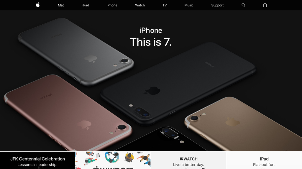 Apple Online-Shop