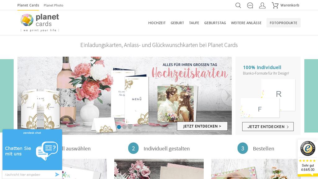 Baby-Cards.de Online-Shop