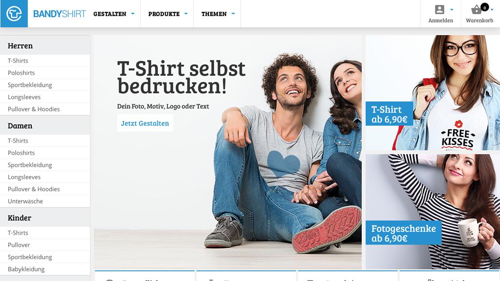 Bandyshirt Online-Shop