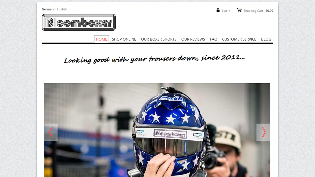 Bloomboxer Online-Shop
