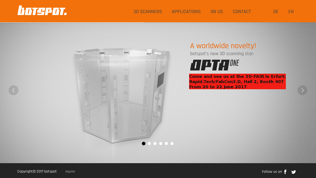 botspot Online-Shop
