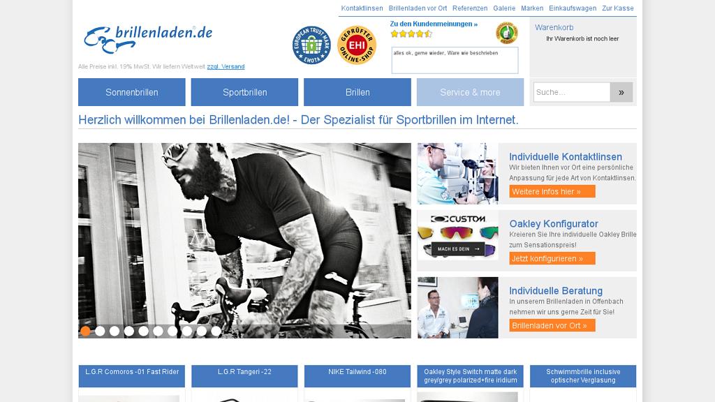 Brillenladen.de Online-Shop