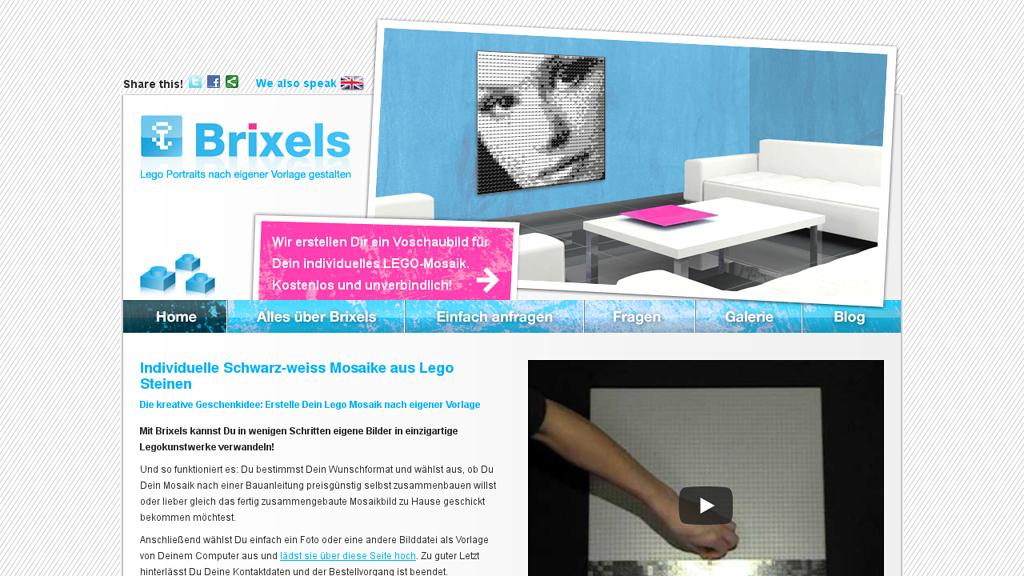 Brixels Online-Shop