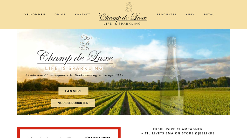 ChampDeluxe Store