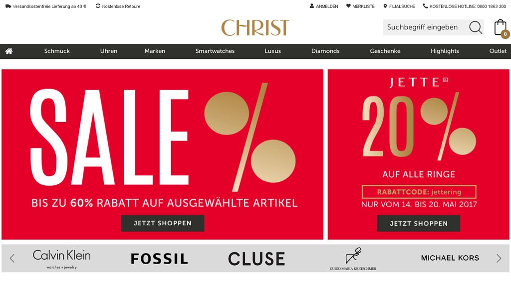 Christ Online-Shop
