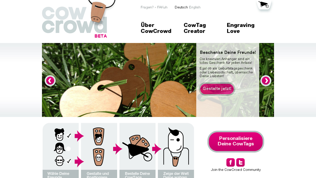 CowCrowd Store