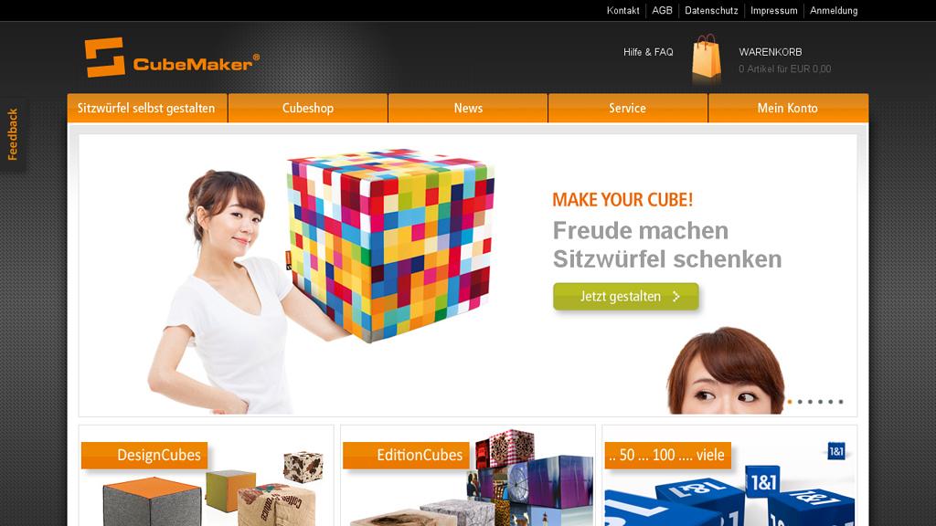 CubeMaker Store