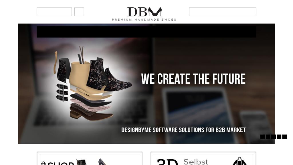 DBM Online-Shop