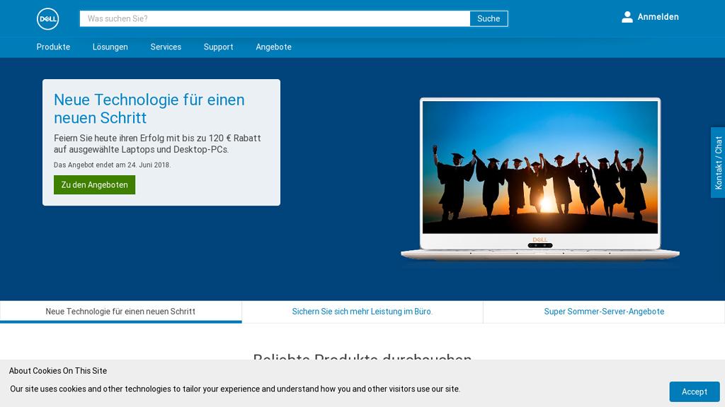 Dell Online-Shop