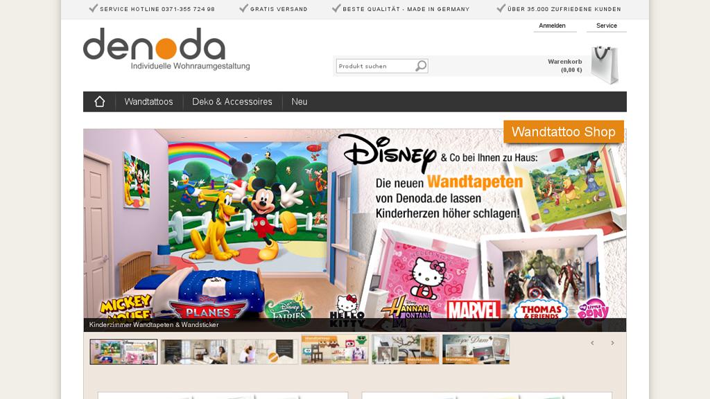 denoda Online-Shop