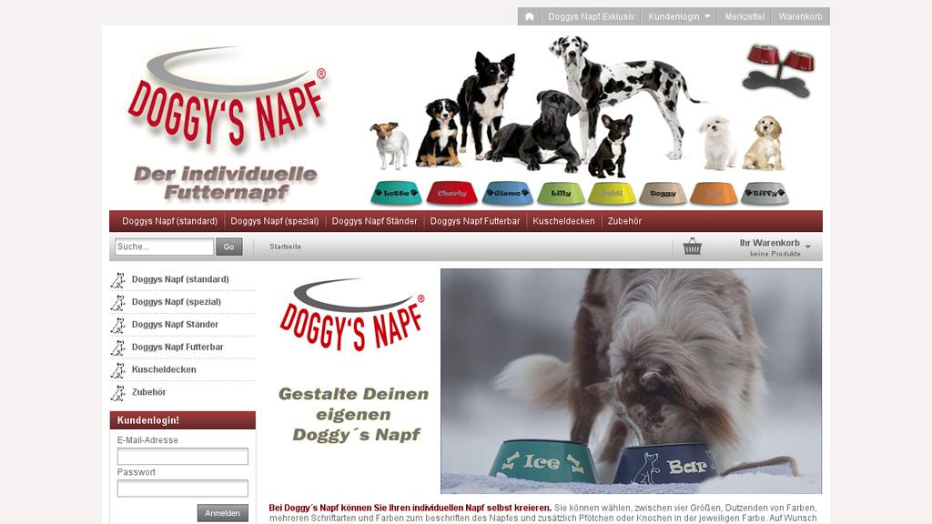 Doggy's Napf Store