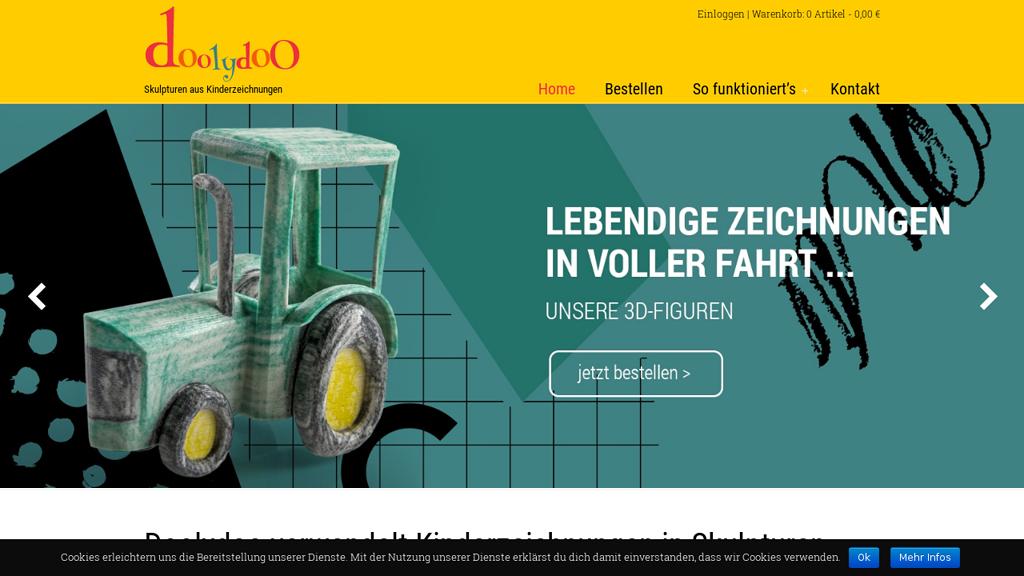 Doolydoo Online-Shop