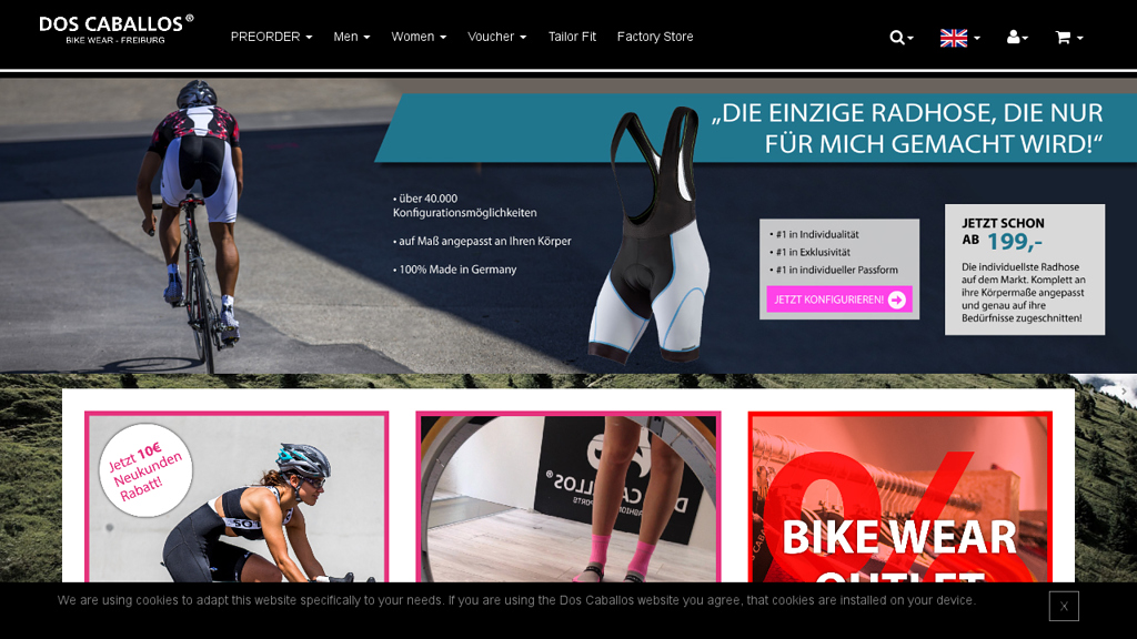 DOS CABALLOS Online-Shop