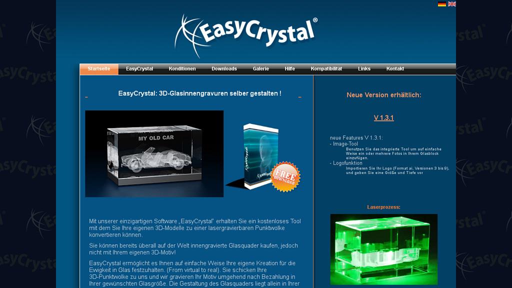 EasyCrystal Online-Shop
