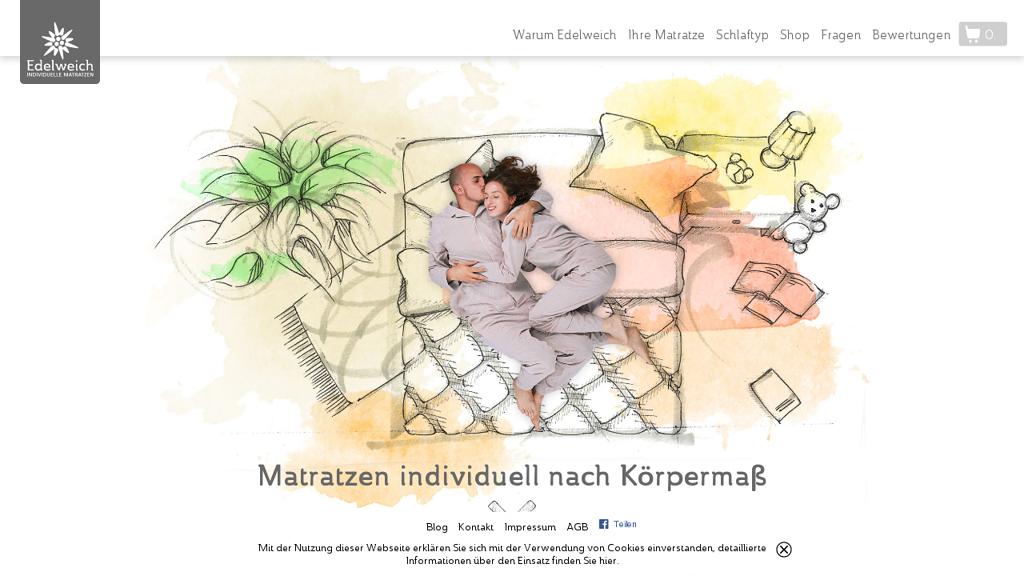 Edelweich Online-Shop