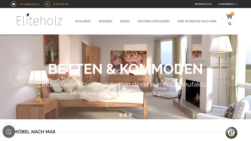 Eliteholz Online-Shop