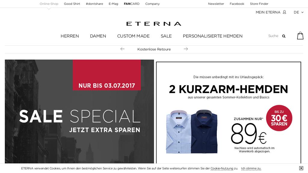 eterna Online-Shop
