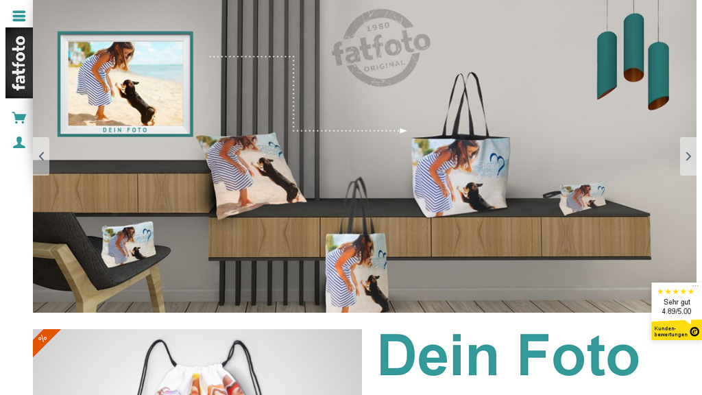 fatfoto Online-Shop