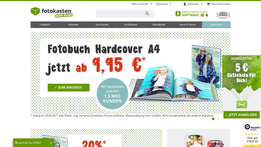 fotokasten Online-Shop
