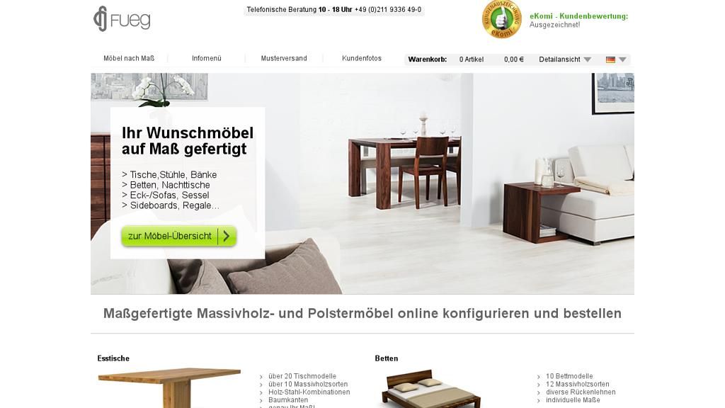 Fueg Online-Shop