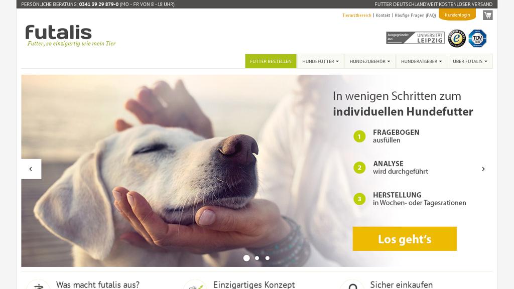 futalis Online-Shop