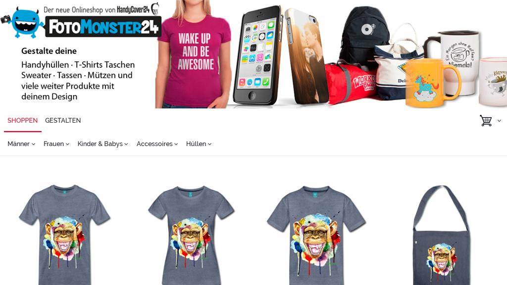 Handycover24 Online-Shop