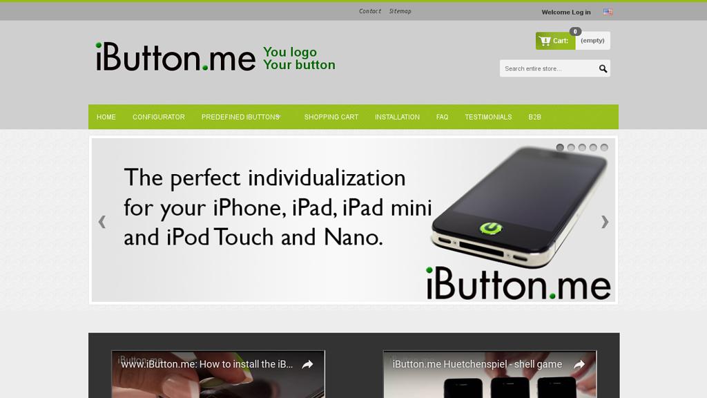 iButton Online-Shop