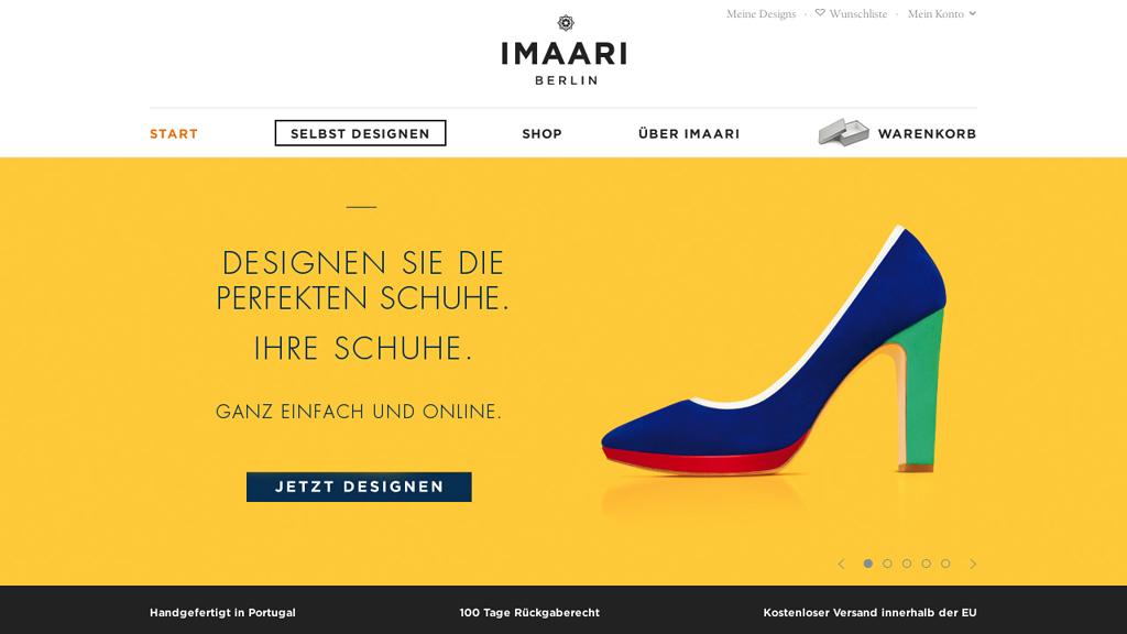 IMAARI Online-Shop
