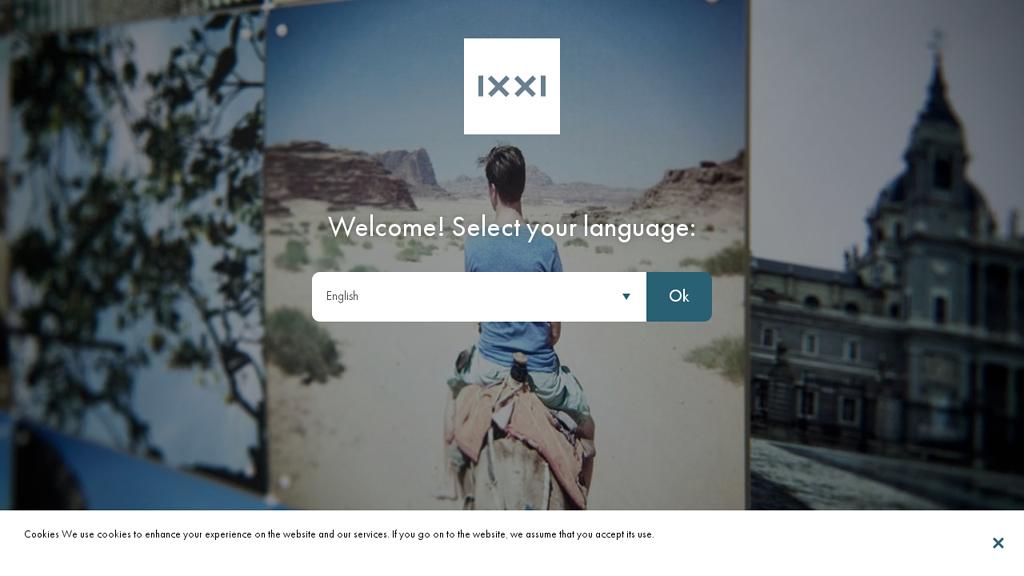 ixxi Online-Shop