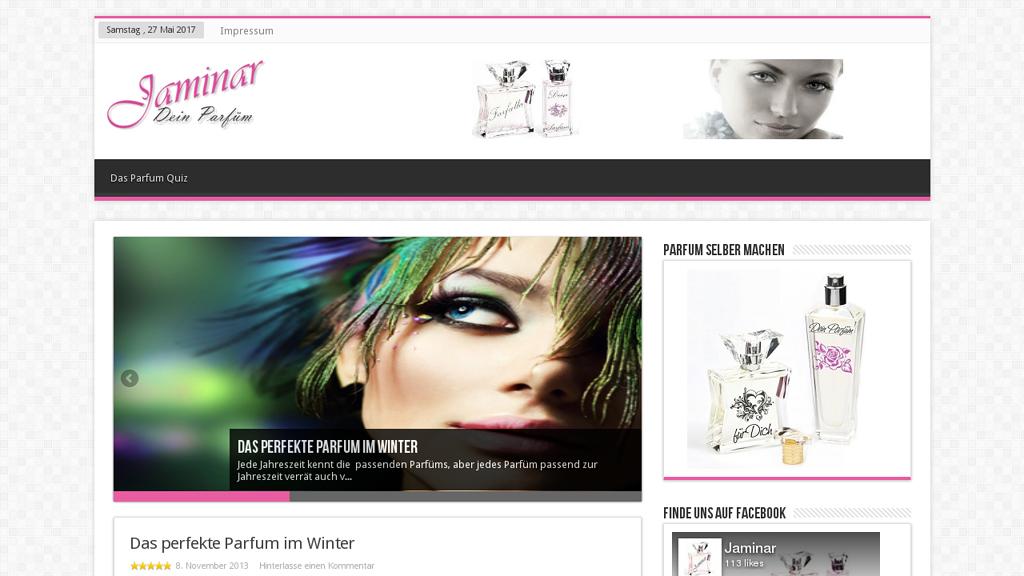 Jaminar Online-Shop