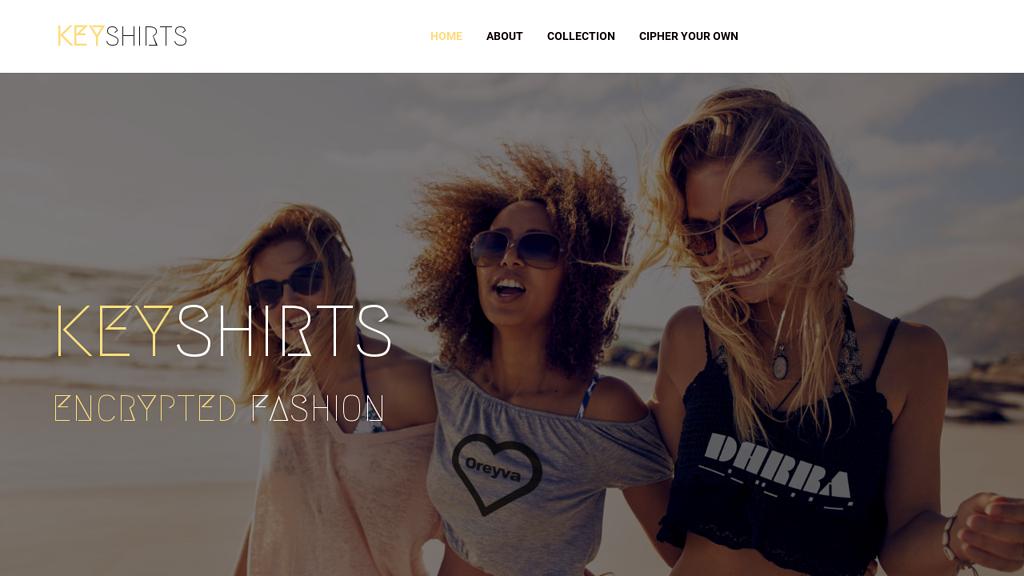 KEYSHIRTS Online-Shop