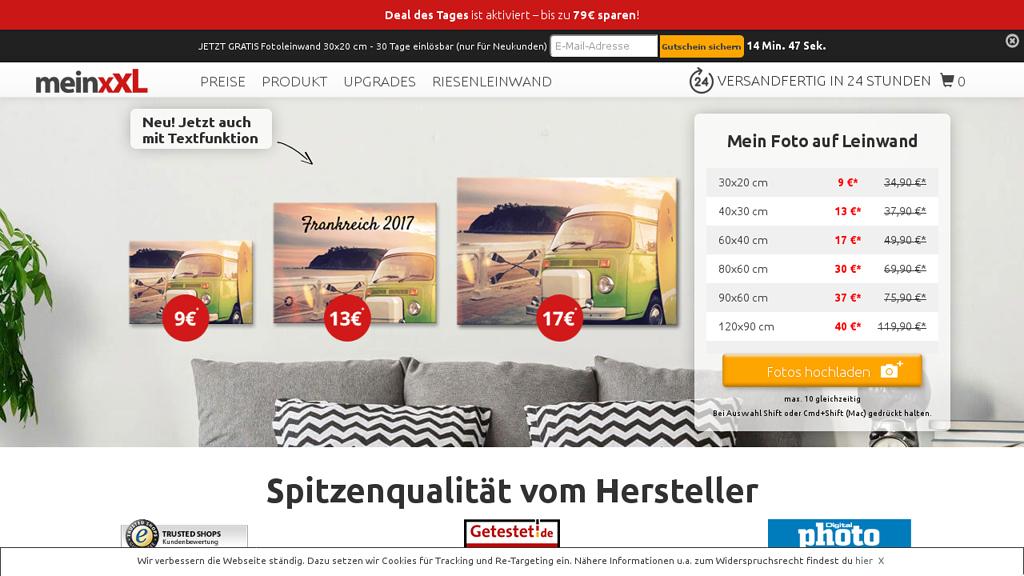 meinxxl.de Online-Shop