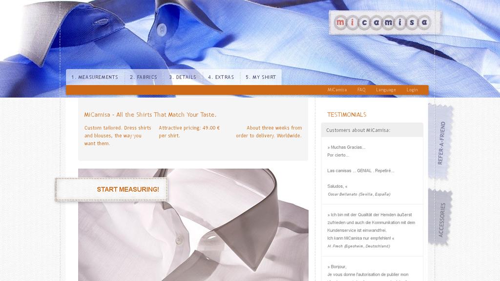 micamisa Online-Shop