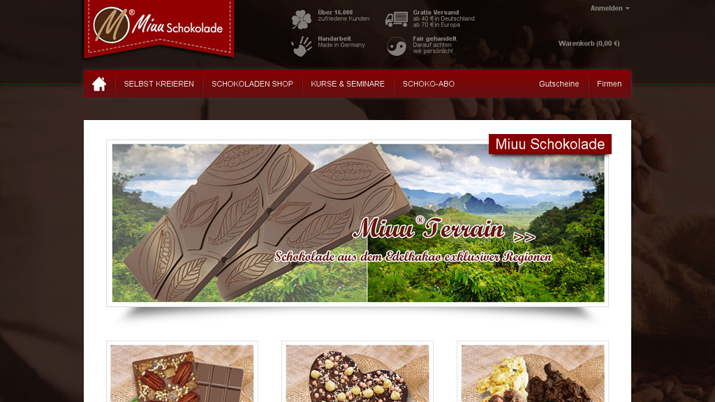 Miuu Online-Shop