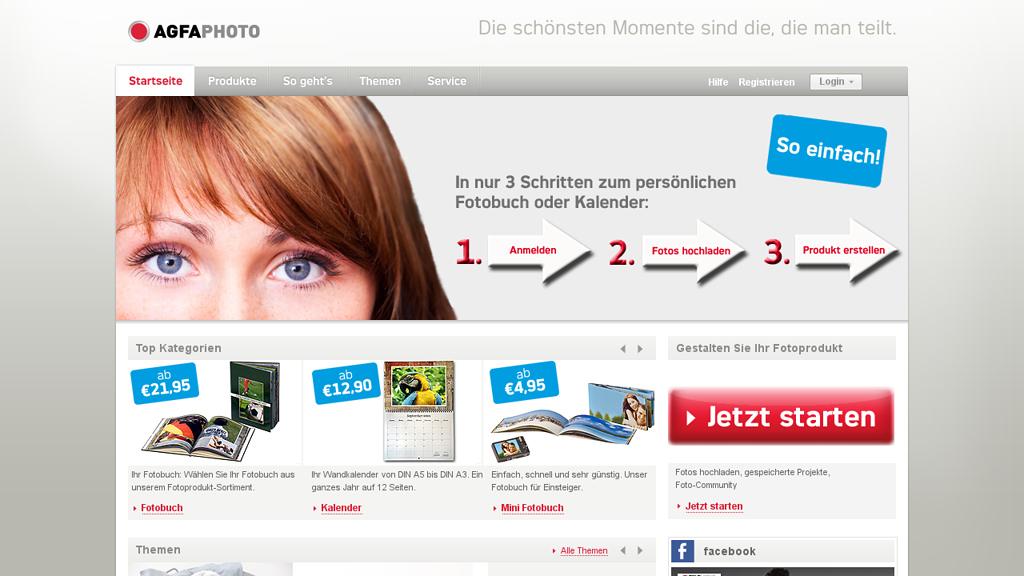 MyAgfaPhoto Store