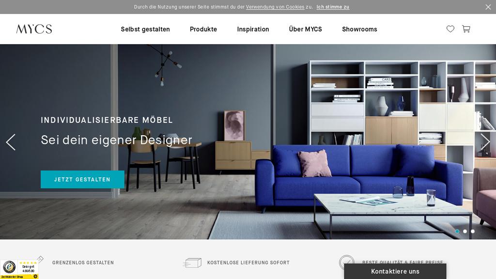 mycs Online-Shop