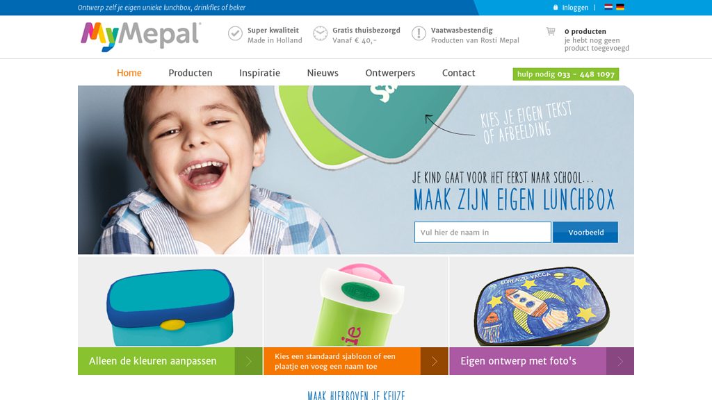 MyMepal Store