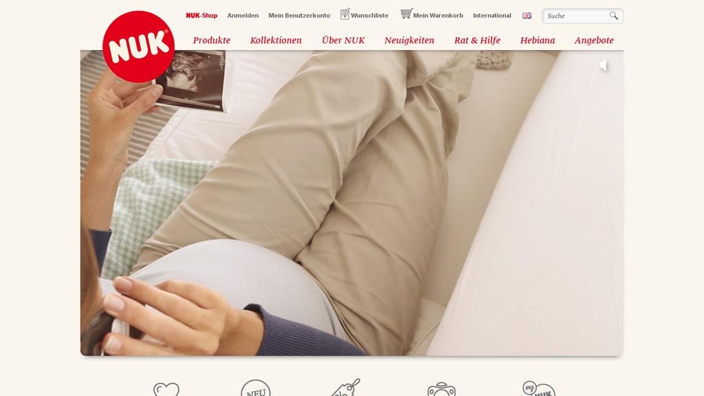 NUK Online-Shop