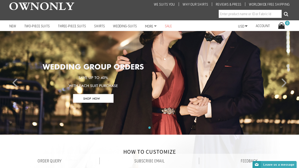 Ownonly Online-Shop