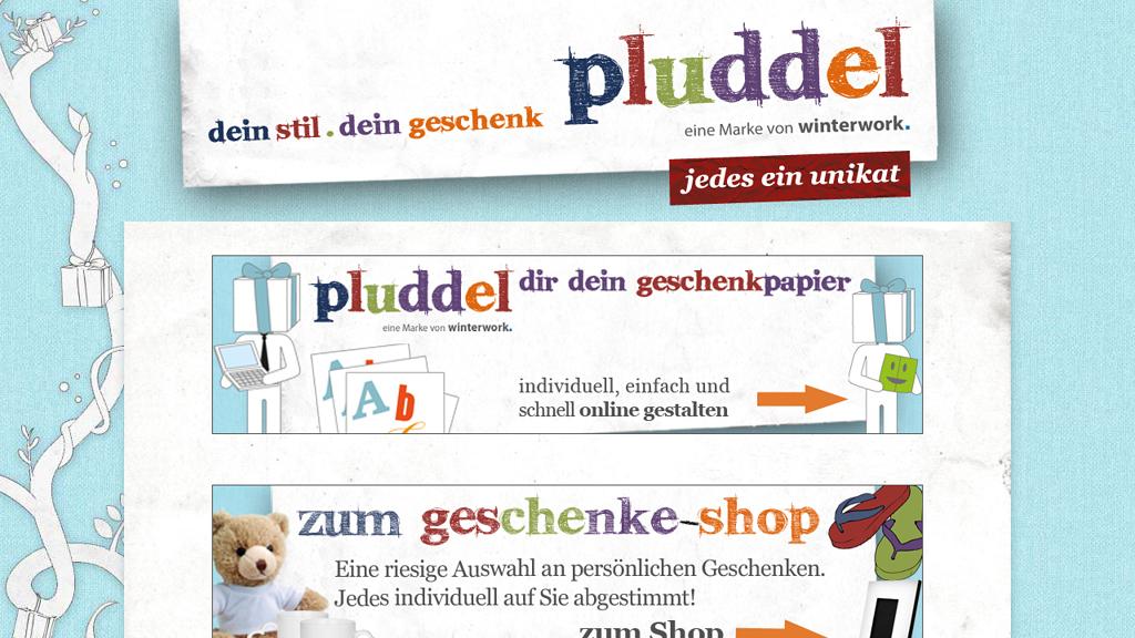 pluddel Online-Shop