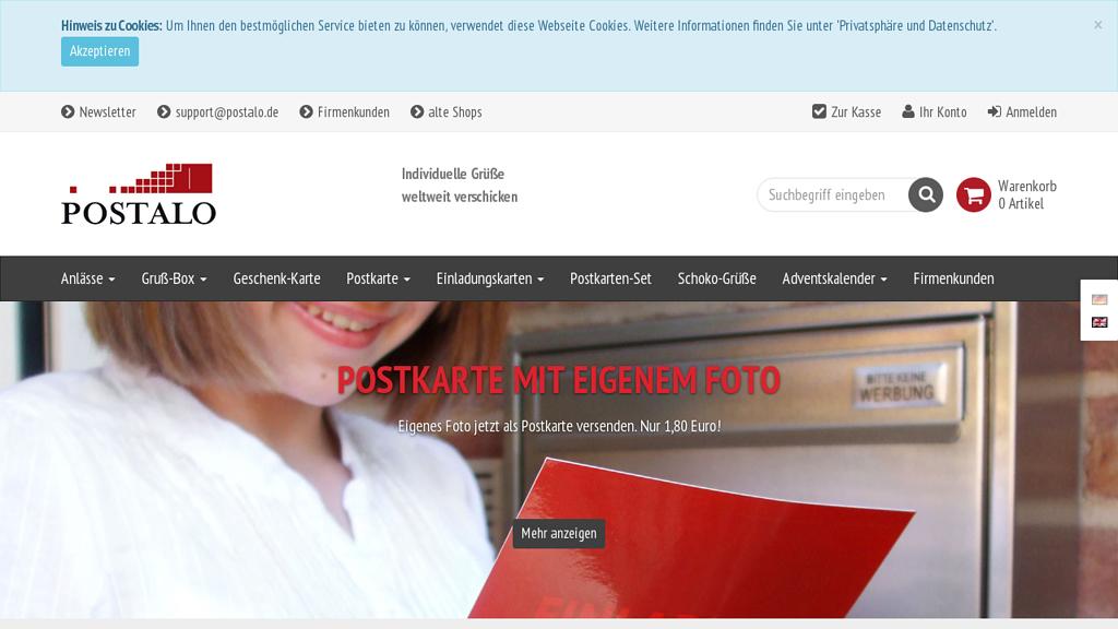 Postalo Store