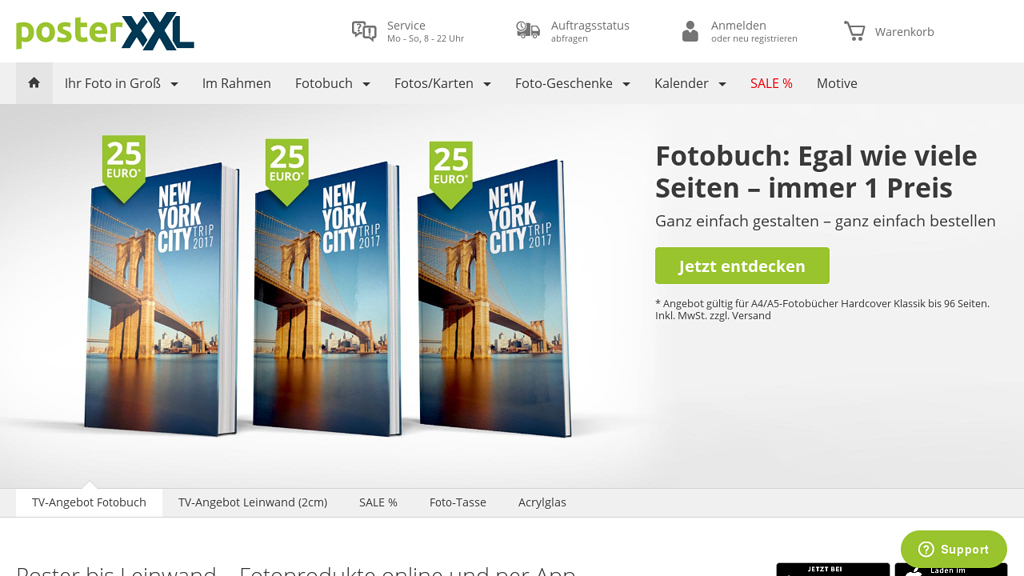 posterXXL Online-Shop
