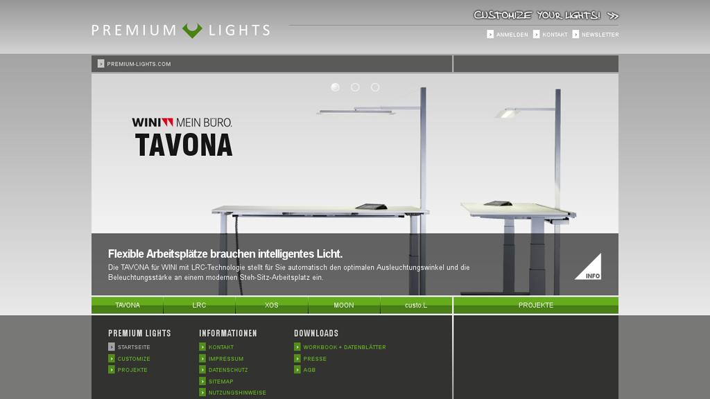 Premium Lights Online-Shop